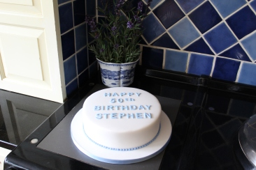 Special occassion fruit cake